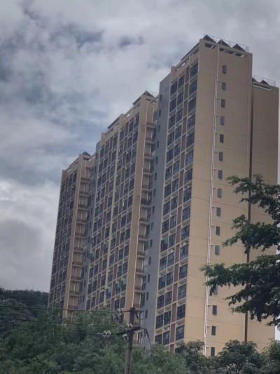 布吉绝版大型统建楼【南湾花园】六栋花园小区房,自带1:1车库,买一层送一层。