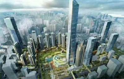罗湖东门新项目【东门首座】9月9日隆重开盘,多少钱可以住在深圳中心罗湖最旺的商圈东门大街?