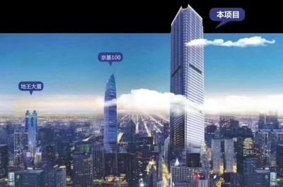 罗湖军产房【华国讯际】250米超地高标复式、买一层送一层!