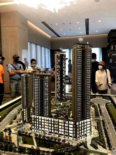 龙华上塘顶级豪宅统建楼上塘地铁口零距离,不可限量的前景!