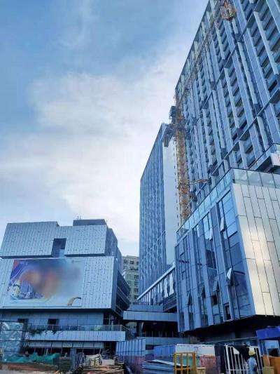 龙华中心区独立红本房【裕龙城】单价1.8万,小产权的价格购买商品房!